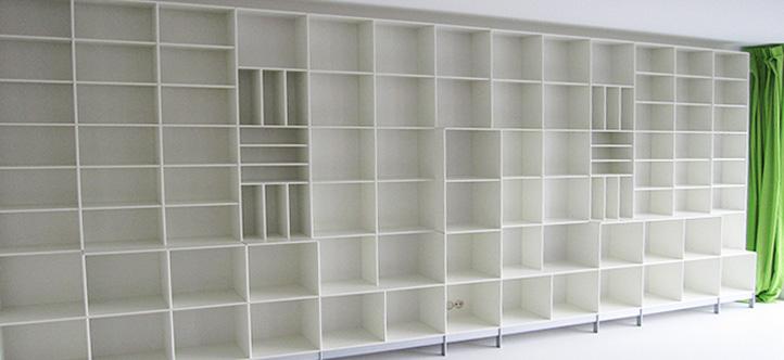 Stunning Boekenkast Modulair Gallery - Huis & Interieur Ideeën ...