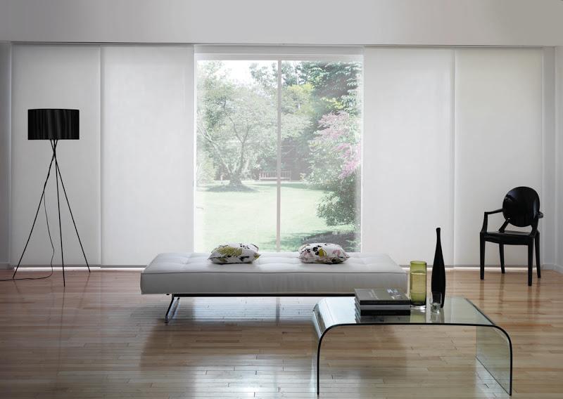 Wim mos wonen d woonspecialist in paneel gordijnen - Decoratie binnen veranda ...